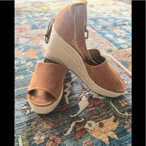 606ae6838f Universal Thread Shoes | Mala Shield Espadrille Wedges | Poshmark